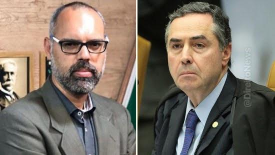 juiza denuncia allan santos criticas barroso