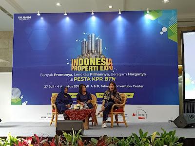 Pembicara Indonesia Properti Expo