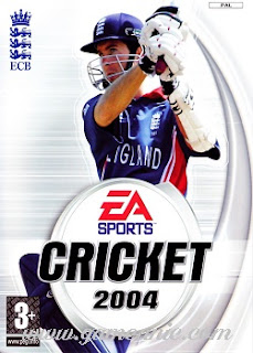 EA Sports Cricket 2002 Game cover