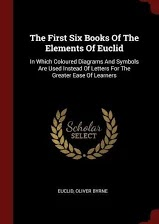 How Brain of Euclid Works,The First Six Books of the Elements of Euclid