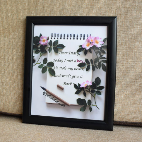 Love,Valentine's Day Gift Wall Frame Port Harcourt Nigeria