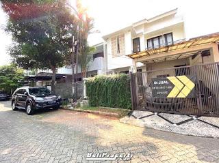 rumah di villa kelapa dua dijual