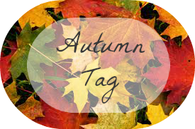 Autumn Tag | bubblybeauty135
