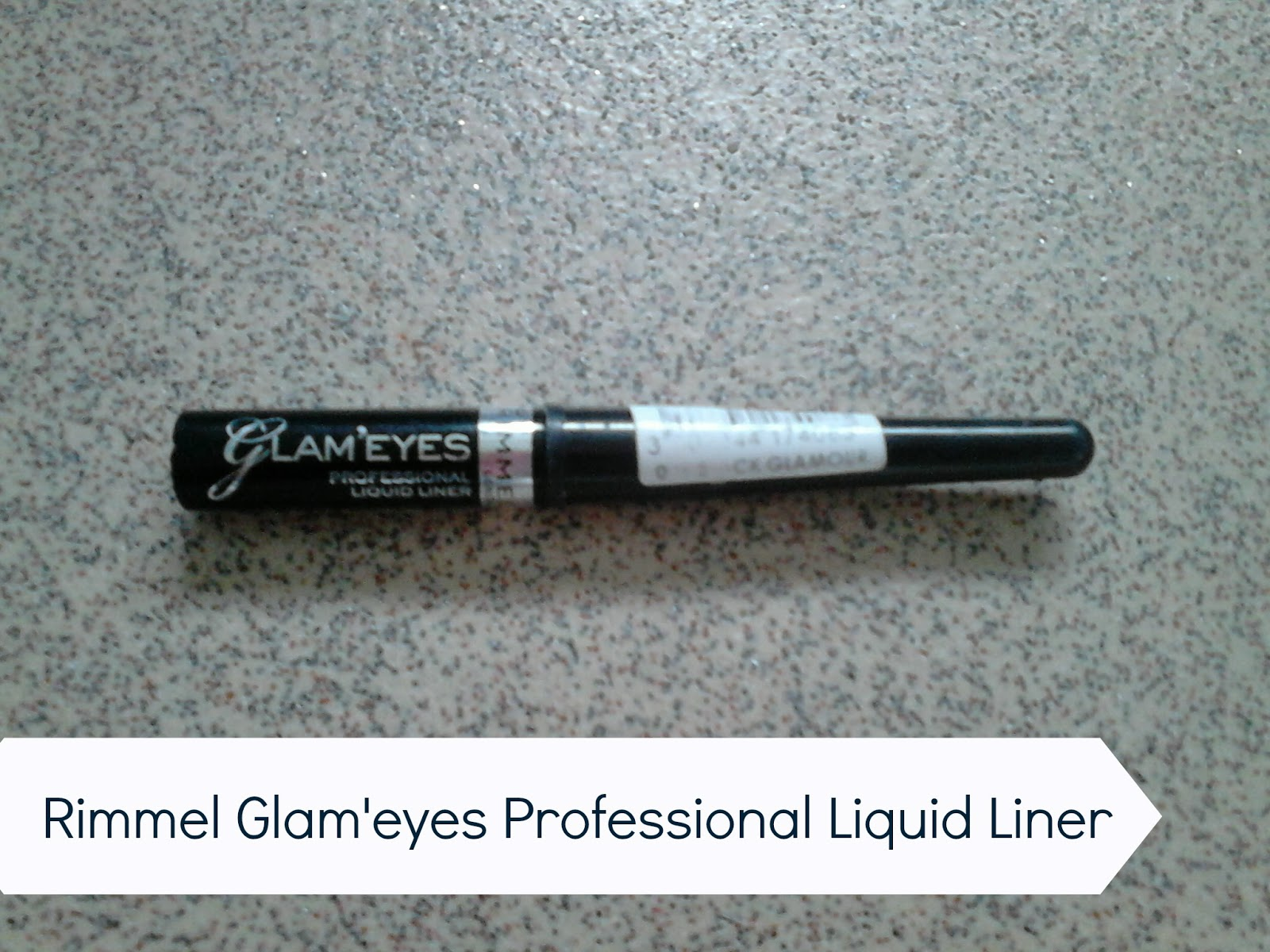 Rimmel Glam'eyes Professional Liquid Liner