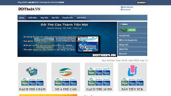 Share Code Hệ Thống Gạch Thẻ Cào Bản Mod