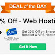 Flat 30% Off on Windows, Linux, Reseller & VPS Hosting