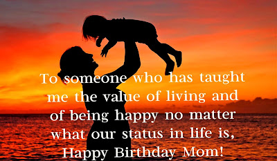 Beautiful Birthday Wishes for Mother