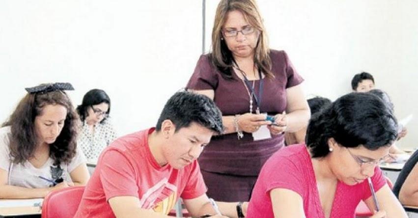 Loreto y Piura tienen la mayor cifra de plazas para Nombramiento Docente 2017