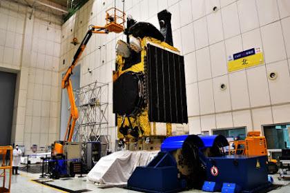 Satelit Nusantara Dua Gagal Gantikan Palapa D