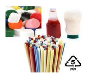 jenis kode plastik PP dan contohnya