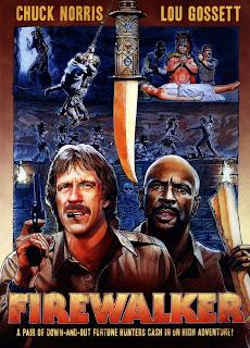 Firewalker [1986] [DVDR] [NTSC] [Latino]
