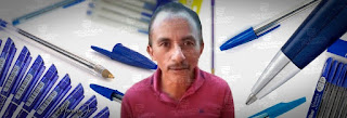 TÁ NA BOCA DO POVO: 'Caneta Azul, Azul Caneta' vira hit no Brasil