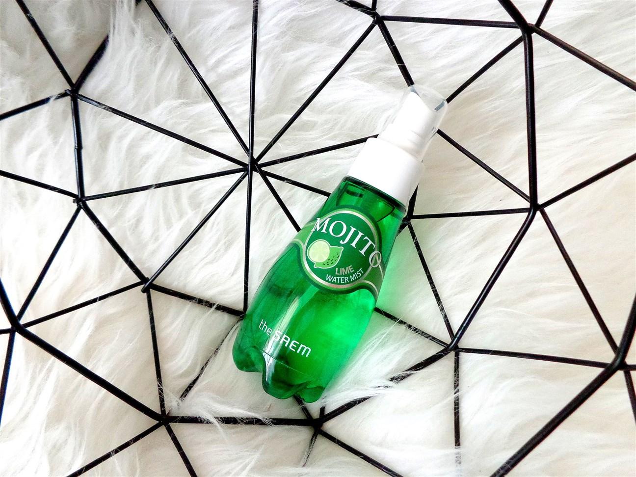 zdjęcie przedstawiające The Saem Mojito Water Mist Lime