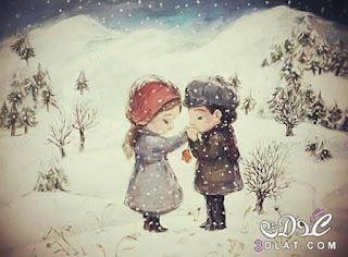 الحب كرتون عشق