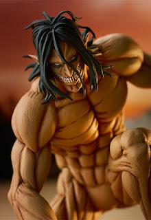 Attack on Titan - POP UP PARADE Eren Yeager: Attack Titan Ver.