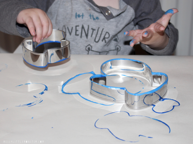 painting ideas for toddlers