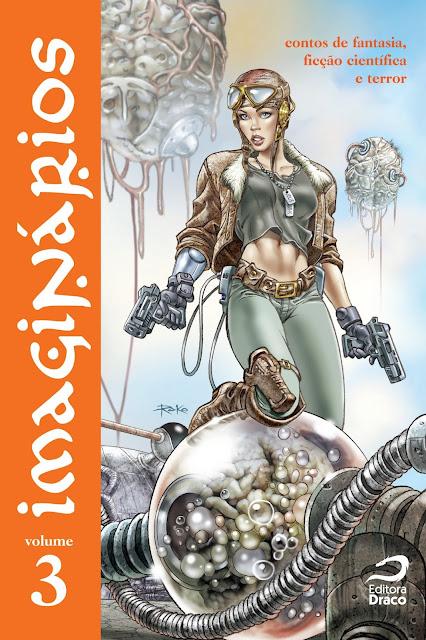 Imaginários - contos de fantasia, ficção científica e terror
