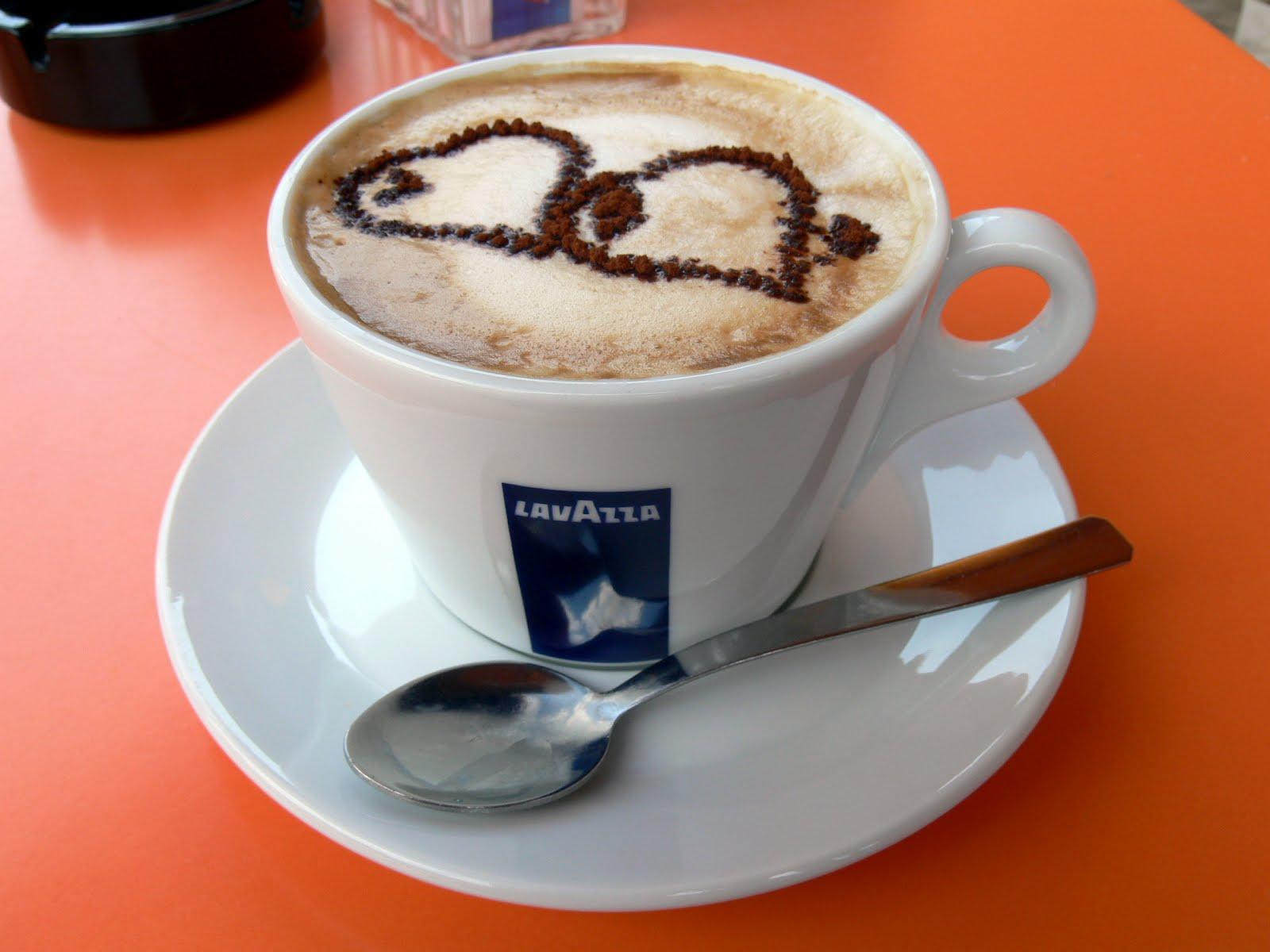 Cómo Decorar Un Cappuccino Caffè Latte : Blog De Lujo