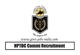HPTDC Commi Recruitment 2020