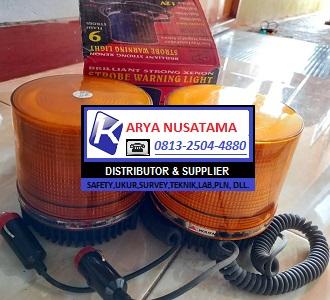 Jual Rotary Warning Light Kuning 12V Kuning di Bandung