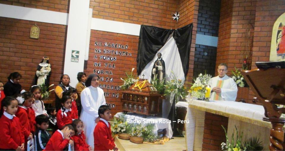 San Mart 237 N De Porres Y San Juan Mac 237 As Hermanos En La Fe 4to Recorrido De Las