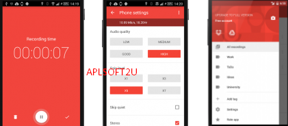 APK AND EXE STORE: Wear Audio Recorder APK