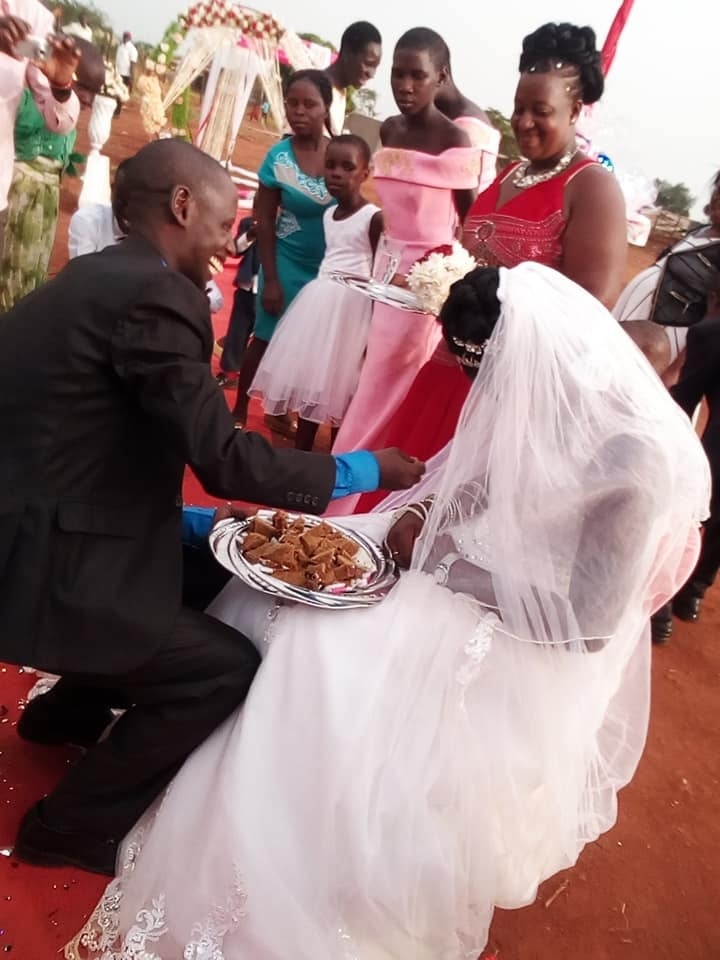 forc%2B13 - WOMAN shocks people at wedding, she looks so sad on the big day, Was she forced?(VIRAL PHOTOs).