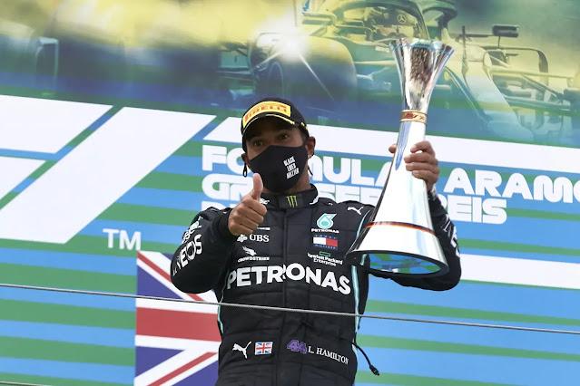 2020 Eifel Grand Prix, Sunday - Steve Etherington