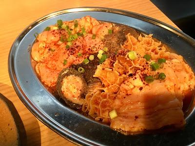 永秀の腸(超)肉皿
