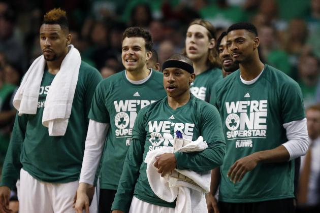Celticss Given 20 1 Odds To Win The 2017 NBA Championship