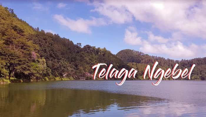 Wisata Telaga Ngebel Ponorogo