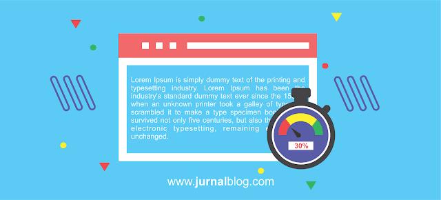 Penyabab Loading Blog, Website Berat atau Lambat dan Cara Mengatasi Blog Lambat