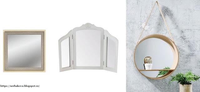 Куда повесить зеркало? Оно умеет влиять на размер и освещение