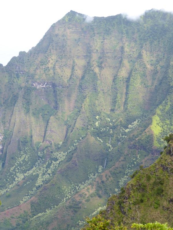Napali State Park view Kauai