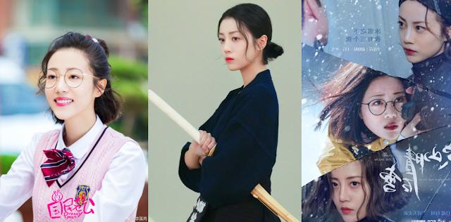 Li XIrui leading lady dramas