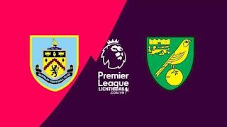 مباراة نوريتش سيتي وبيرنلي بتاريح 18-07-2020 والقنوات الناقلة في الدوري الإنجليزي