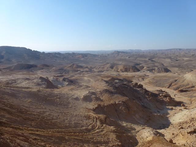 תצפית רכס חצרה