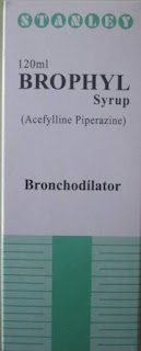 Brophyle 120ml Syrup