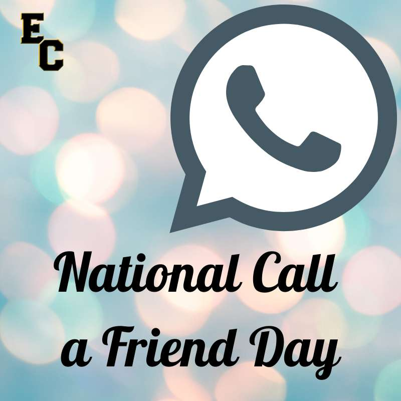 National Call a Friend Day Wishes for Whatsapp
