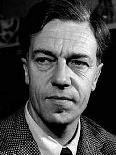 Poet Laureate Cecil Day-Lewis, alias novelist Nicholas Blake