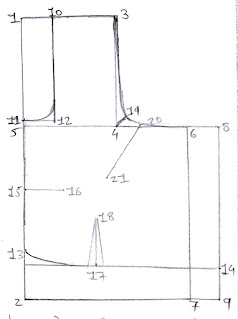 Tucks-Blouse-with-Round-Shape-graph