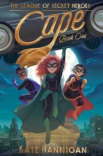 The League of Secret Heroes: Cape