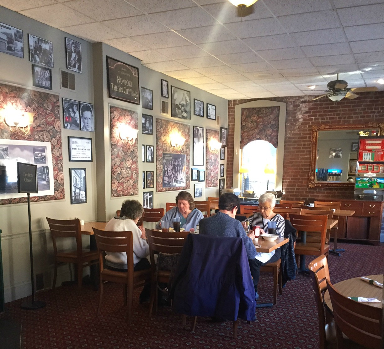 Restaurant Review Green Derby Newport Ky The Food Hussy