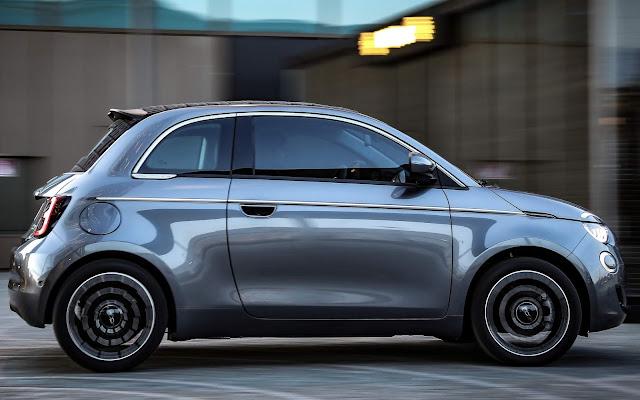 Novo Fiat 500 2021