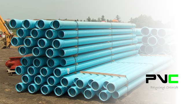 PVC full form pipe