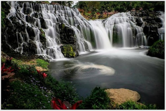 Air Terjun Mini Niagara;10 Top Destinasi Wisata Bondowoso
