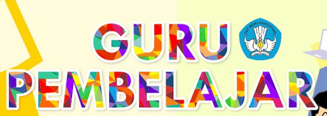 Anies Baswedan mengajak para guru Indonesia Guru Pembelajar