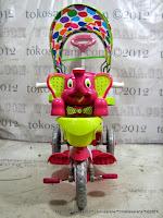 Sepeda Roda Tiga Royal RY8282C Gajah Kanopi