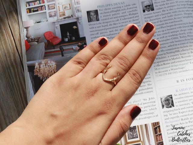 Antlers Ring