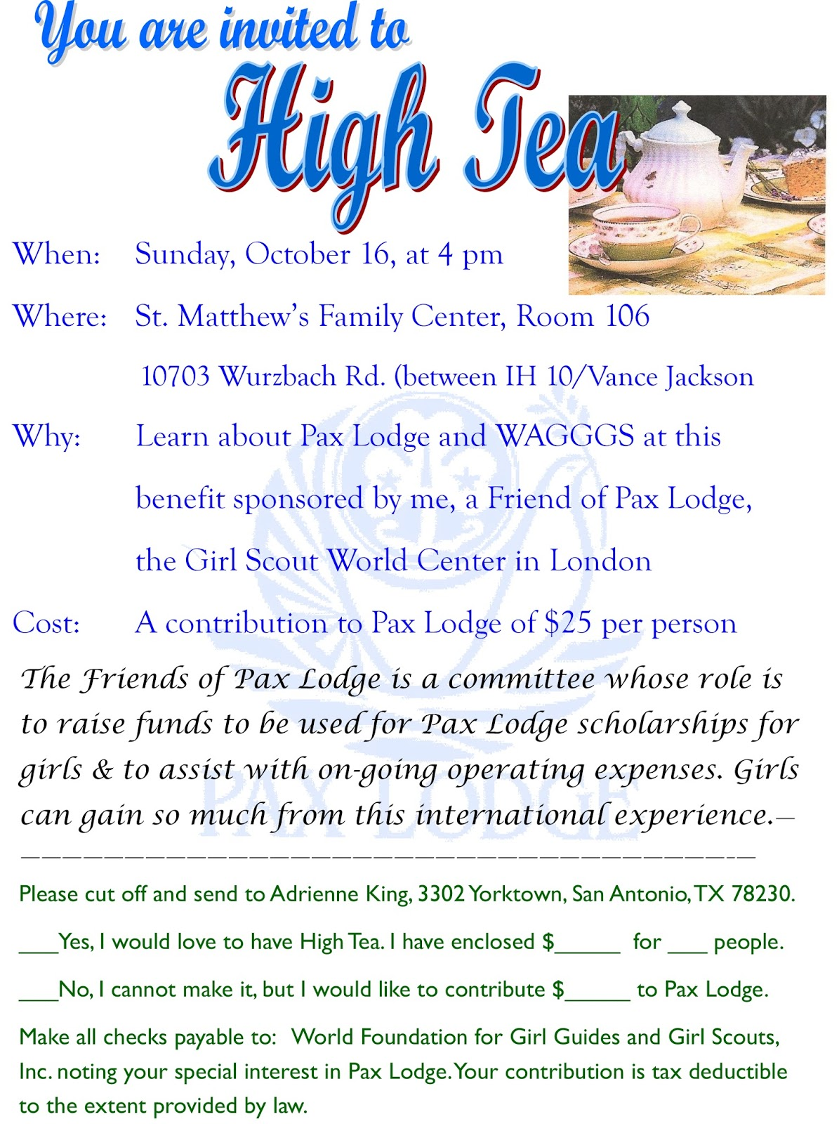 Girl Scouts Of Southwest Texas Blog